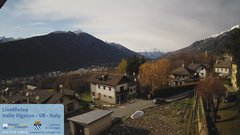 view from Valle Vigezzo on 2019-11-29