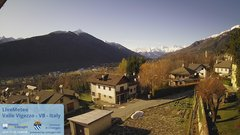 view from Valle Vigezzo on 2019-11-30