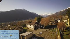 view from Valle Vigezzo on 2019-12-04