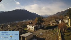 view from Valle Vigezzo on 2019-12-09