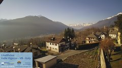 view from Valle Vigezzo on 2019-12-29