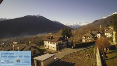view from Valle Vigezzo on 2020-01-02
