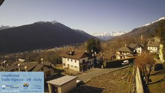 view from Valle Vigezzo on 2020-01-16