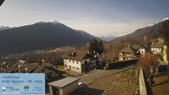 view from Valle Vigezzo on 2020-01-26