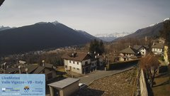 view from Valle Vigezzo on 2020-01-27