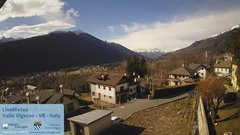 view from Valle Vigezzo on 2020-02-03