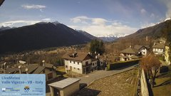view from Valle Vigezzo on 2020-02-12