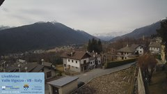view from Valle Vigezzo on 2020-02-16