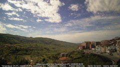 view from Meteogredos on 2020-04-04