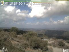 view from Villasalto on 2019-10-14