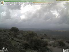 view from Villasalto on 2019-11-03