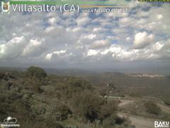 view from Villasalto on 2019-11-05