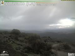 view from Villasalto on 2019-11-09