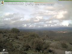view from Villasalto on 2019-11-11
