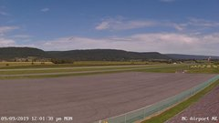 view from Mifflin County Airport (east) on 2019-09-09