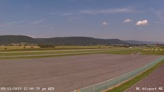 view from Mifflin County Airport (east) on 2019-09-11
