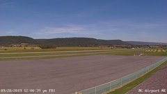 view from Mifflin County Airport (east) on 2019-09-20