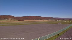 view from Mifflin County Airport (east) on 2019-10-28
