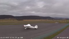 view from Mifflin County Airport (east) on 2019-11-17