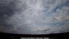 view from Fontanars2 AVAMET on 2019-09-02