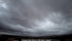 view from Fontanars2 AVAMET on 2019-09-11