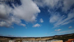 view from Fontanars2 AVAMET on 2019-11-10