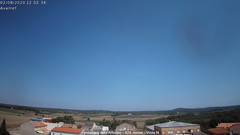 view from Fontanars2 AVAMET on 2020-08-02