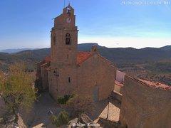 view from Xodos - Ajuntament (Plaça de l'Esglèsia) on 2020-10-29