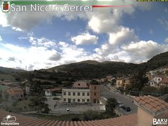 view from San Nicolò on 2019-11-02