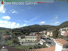 view from San Nicolò on 2020-01-03