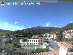 view from San Nicolò on 2020-01-18