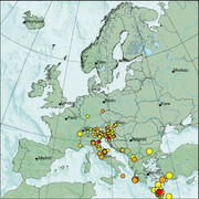 view from Erdbeben Europa on 2020-05-11