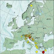 view from Erdbeben Europa on 2020-05-25