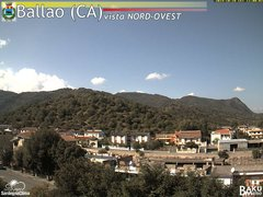 view from Ballao on 2019-10-28