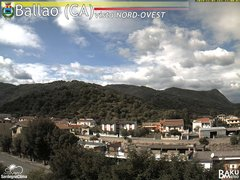 view from Ballao on 2019-11-02