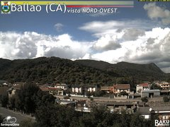 view from Ballao on 2019-11-06