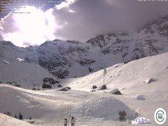 view from Rifugio Zamboni on 2020-02-23