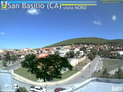 view from San Basilio on 2019-09-09