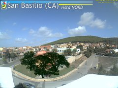 view from San Basilio on 2019-10-07