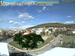 view from San Basilio on 2019-11-18