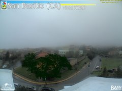 view from San Basilio on 2019-11-25