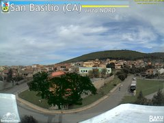 view from San Basilio on 2019-12-01