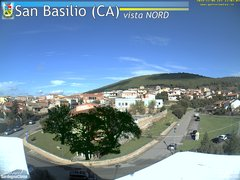 view from San Basilio on 2019-12-06