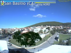 view from San Basilio on 2019-12-11