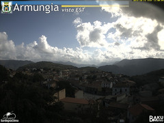 view from Armungia on 2019-10-14