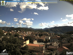 view from Armungia on 2019-11-07