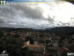 view from Armungia on 2019-11-11