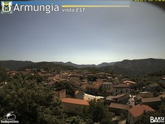 view from Armungia on 2020-05-21