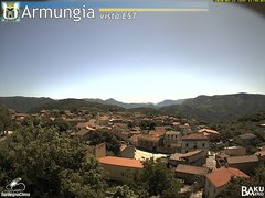 view from Armungia on 2020-05-22
