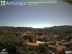 view from Armungia on 2020-05-23